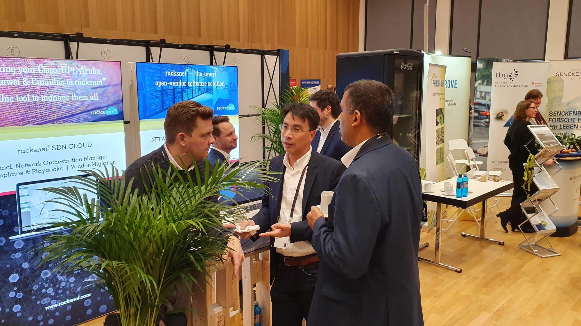Messe – Innovationskongress, Wiesbaden